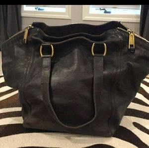 8f2a092d589 Yves Saint Laurent Bags - Authentic YSL Downtown Calfskin Leather Bag